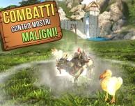 Su iPad è ora disponibile Goat Simulator MMO Simulator
