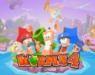 Vermi, vermi, vermi! Arriva su iPad il gioco Worms 4!