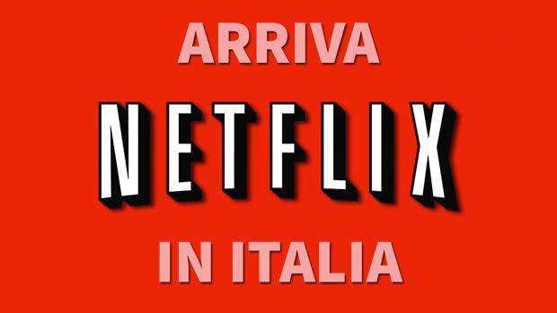Netflix arriva in Italia e noi lo proviamo per voi!