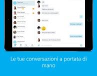 Skype si aggiorna con diverse novità
