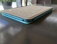 Tastiera ultraslim Bluetooth per tablet, computer e smartphone