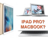 Quando serve un iPad Pro e quando serve un Macbook?