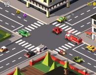Traffic Rush 2: traffico in centro…