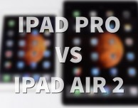 iPad Pro vs iPad Air 2: i due device a confronto – VIDEO