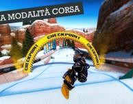 Gareggia sulla neve con Snowboard Party 2