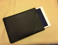 Mujjo Slim Fit iPad Air Sleeve: l'eleganza incontra la praticità – La recensione di iPadItalia.com