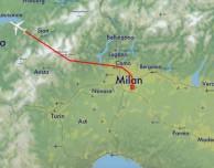 La mappa dei tuoi voli con Moving Map