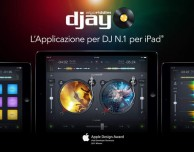 djay 2 è disponibile anche su iPad Pro