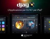 djay 2 è disponibile anche su iPad Pro