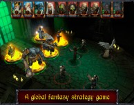 Lords of Discord: combattimenti a turni in un mondo fantasy