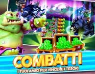 Monster & Commander: difendi le mura della tua città