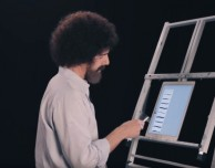 Adobe promuoverà Photoshop su iPad Pro grazie a Bob Ross