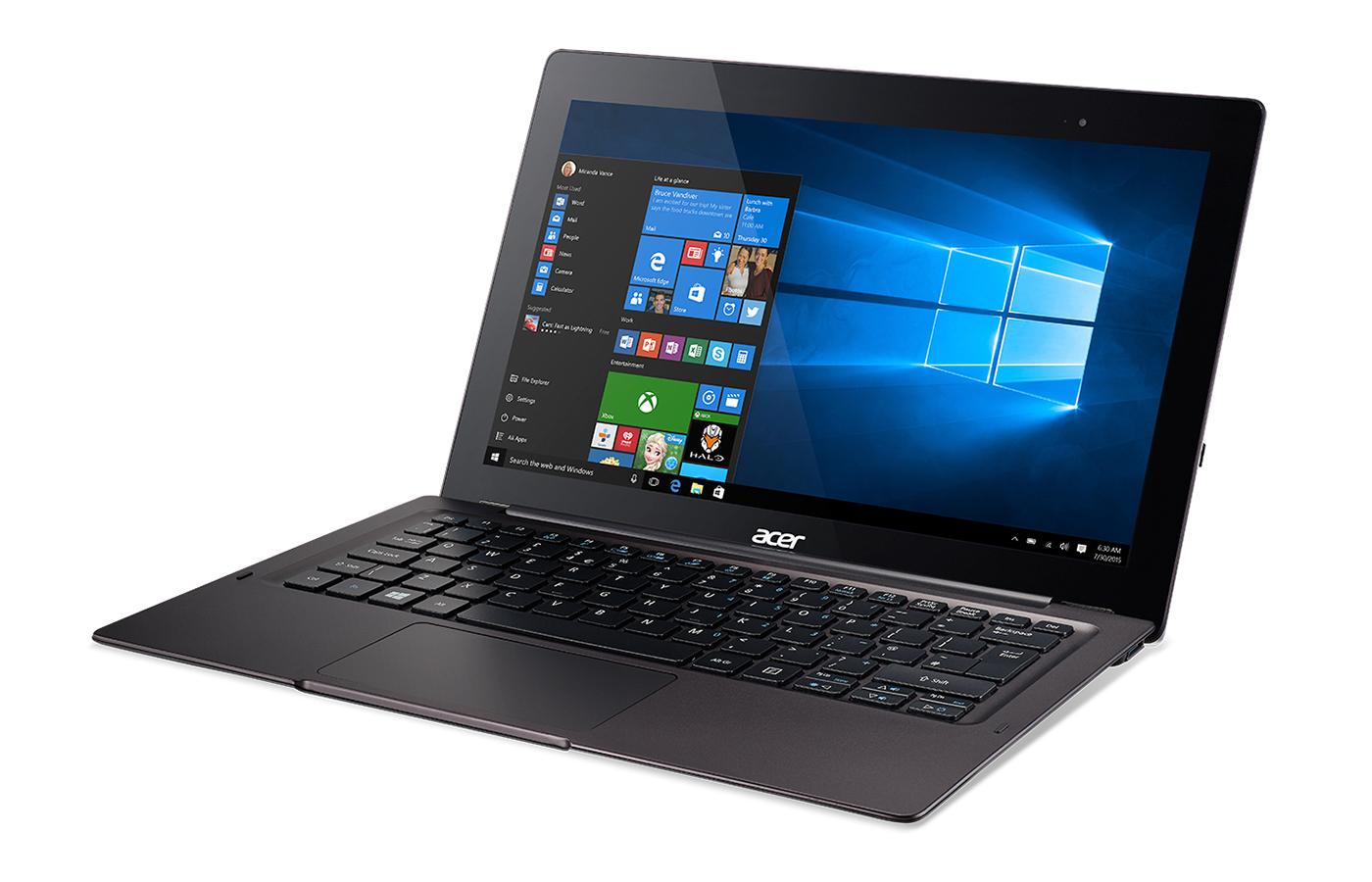 Ces 2016 Acer Presenta Il Nuovo Aspire Switch 12 S Ipad
