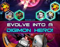 "Arriva su iPad ""Digimon Heroes!"""