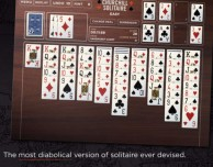 "Arriva su iPad ""Churchill Solitaire"""