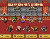 Iron Quest: cavalieri, spade e una grafica retrò