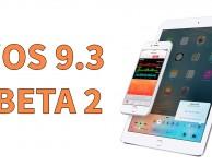 Disponibile iOS 9.3 beta 2 per sviluppatori: ecco tutte le novità!