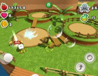 Bubble Jungle, un platform 3D per iOS