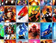 Salva la terra in Power Rangers: UNITE