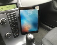 Supporto auto Brodit per iPad mini – La recensione di iPadItalia.com