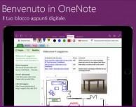 Nuovo update per OneNote