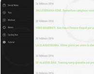 Ivan Basso porta la sua prima app su iPad
