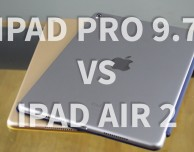 Confronto iPad Pro 9.7 vs. iPad Air 2 [VIDEO]