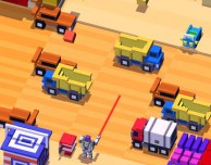 Arriva su iPad Disney Crossy Road