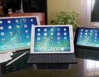 Confronto iPad Pro 12.9″ vs iPad Pro 9.7″ vs iPad mini 4 – VIDEO