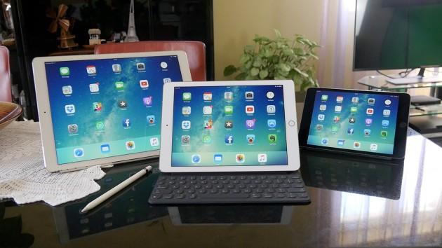 versus ipad