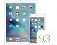 Apple rilascia iOS 9.3.3 beta e tvOS 9.2.2 beta