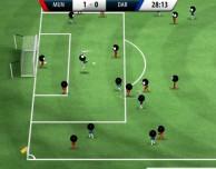 Su iPad e iPhone arriva Stickman Soccer 2016