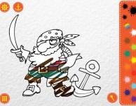 Ditamatte Pirati, una divertente app per i più piccoli