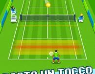 One Tap Tennis: arriva su iPad un nuovo gioco di Chillingo