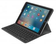 Logitech presenta la cover-tastiera CREATE per iPad Pro 9.7 pollici