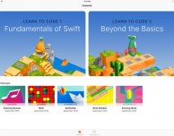 Swift Playgrounds ora disponibile su App Store