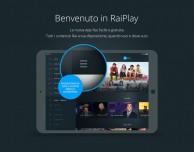RAI pubblica l'applicazione RaiPlay su App Store!