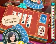 Gioca a carte con il mondo in Shuffle Cats