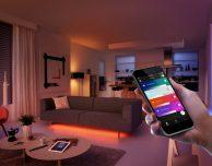 Le lampadine Philips Hue si controllano anche da iPad