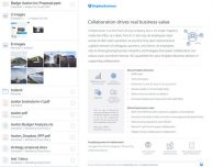 Dropbox integra la Split View