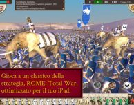 ROME: Total War – L'Impero romano nel nostro iPad