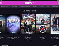 NOW TV di Sky arriva su iPad