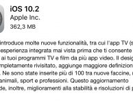 iOS 10.2 disponibile al download