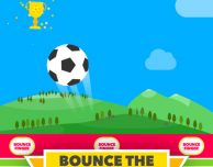 Dimostra le tue abilità in Bounce Finger Soccer!