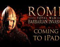 ROME: Total War – Barbarian Invasion verrà rilasciato in esclusiva per iPad