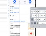 """Nella codice di iOS 10.3 scoperta la """"tastiera fluttuante a una mano"""" per iPad"""