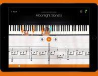 flowkey, l'app perfetta per imparare a suonare il brano e migliorare la tua tecnica