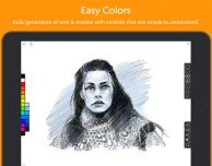 Linea – Sketch Simply: una splendida app per disegnare su iPad