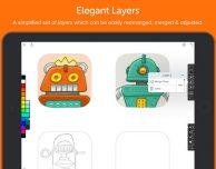 L'app di disegno Linea aggiunge il supporto alla Apple Pencil
