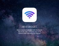 Trova informazioni sulle reti wireless con Wi-Fi Widget